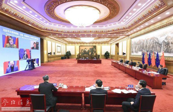 德媒:孤立中国只会伤害所有人 对谁都没有好处