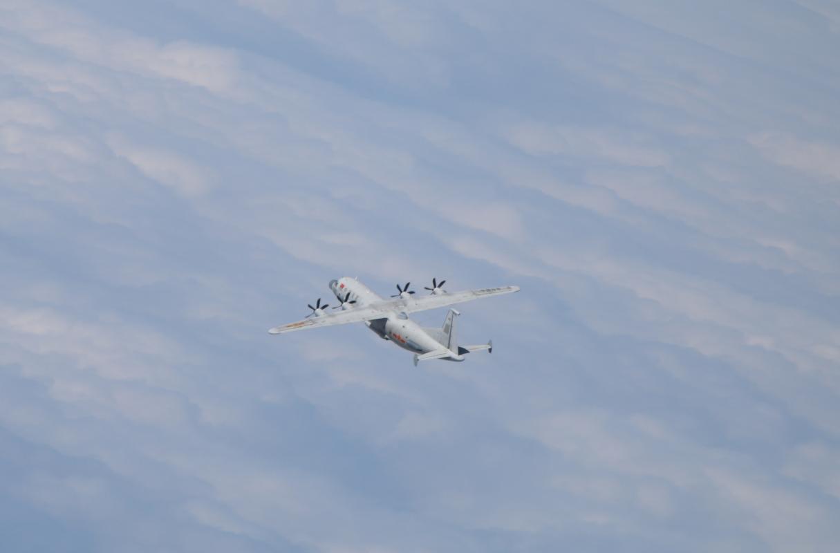 台海形势新变化 台军:解放军军机1月份就2天没来