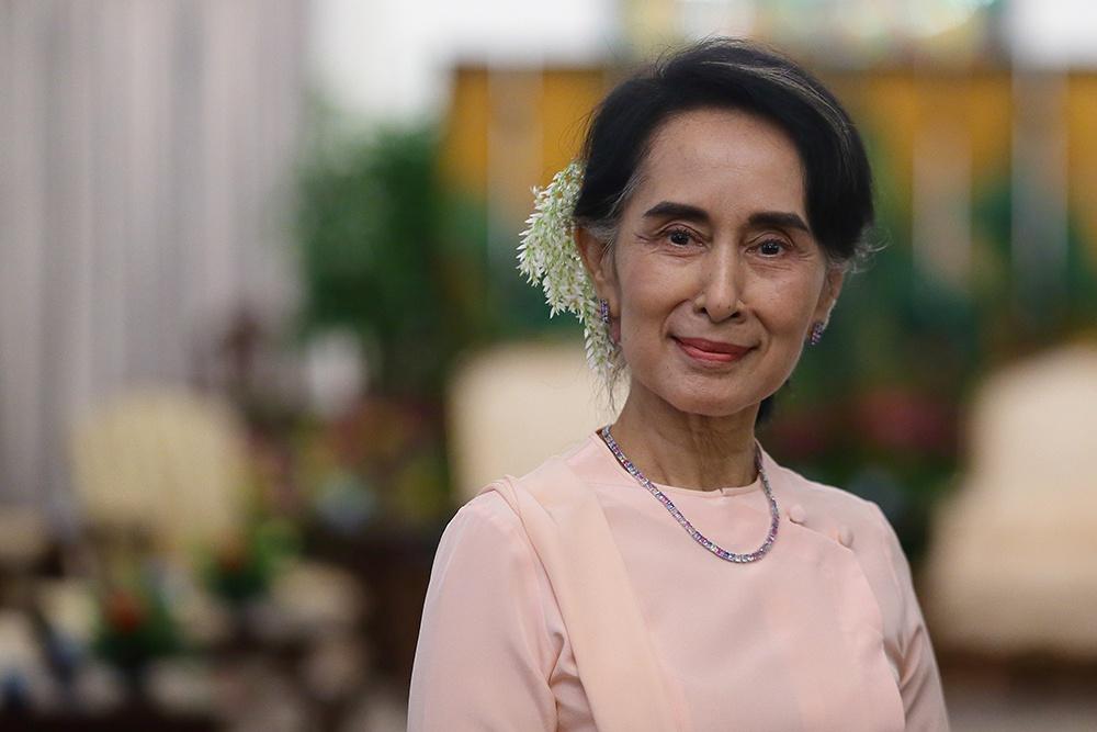 环球聚焦|缅甸:昂山素季遭军方扣押,副总统吴敏瑞任代总统