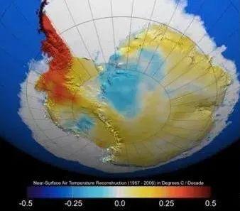 """警惕!南极又出现""""西瓜雪"""" 但这一点也不浪漫  第6张"""