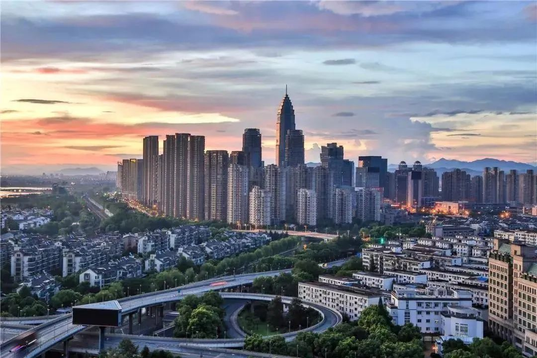 浙江省政府批复同意绍兴市越城区和上虞区部分行政区域界线变更