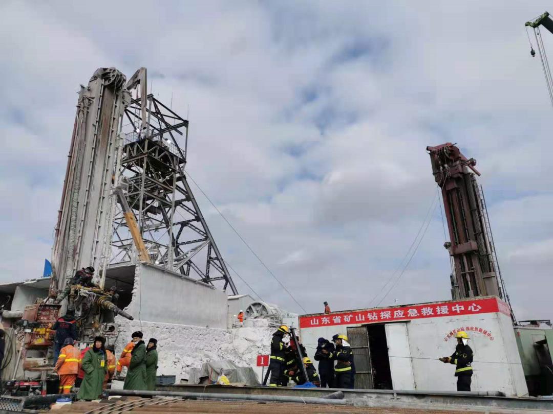 山东公布栖霞金矿事故调查处理结果 45名相关责任人员被问责