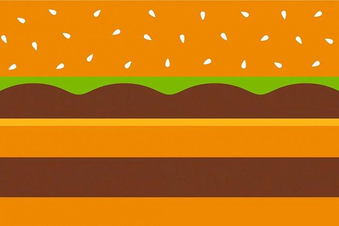麦当劳全新包装元素