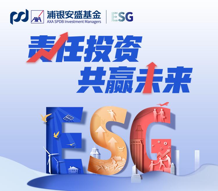 """""""一图读懂丨浦银安盛ESG责任投资混合基金"""