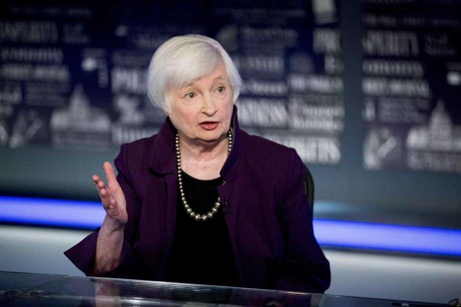 美国财长耶伦:刺激计划效果看就业复苏 比特币高度投机