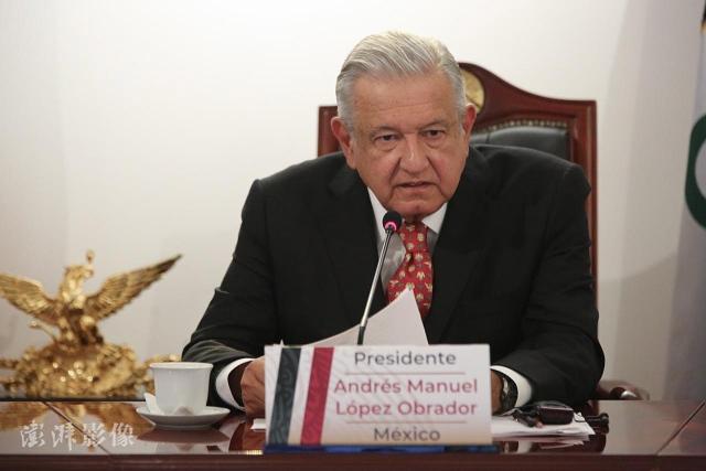 墨西哥总统:论抗疫表现 美国连我们都比不上