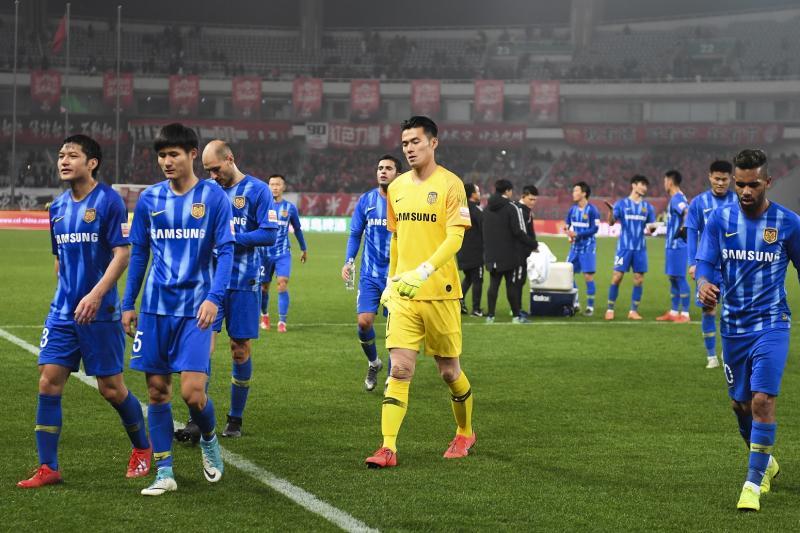 江苏足球俱乐部停止运营 中超亚冠名额或无法递补!