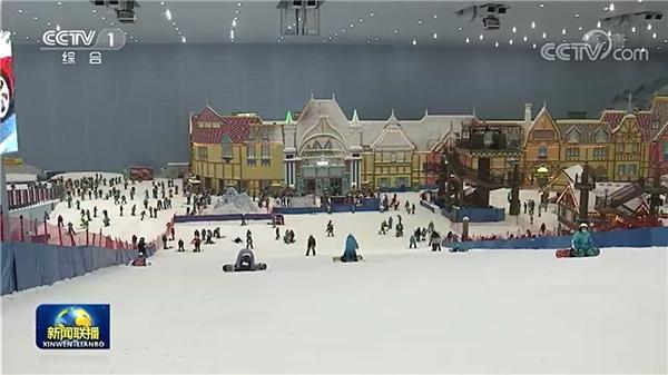"""""""冷运动""""带来""""热效应"""",广州融创雪世界打造全新南方雪上生态"""