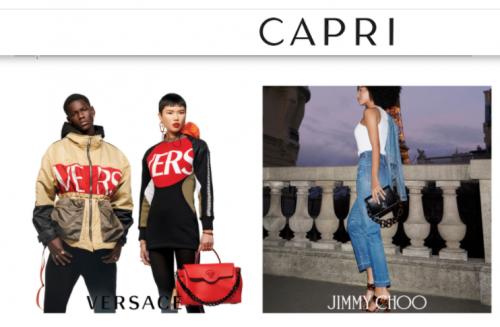快讯  范思哲母公司Capri成立基金会,投资1.2亿支持时尚多元化合作