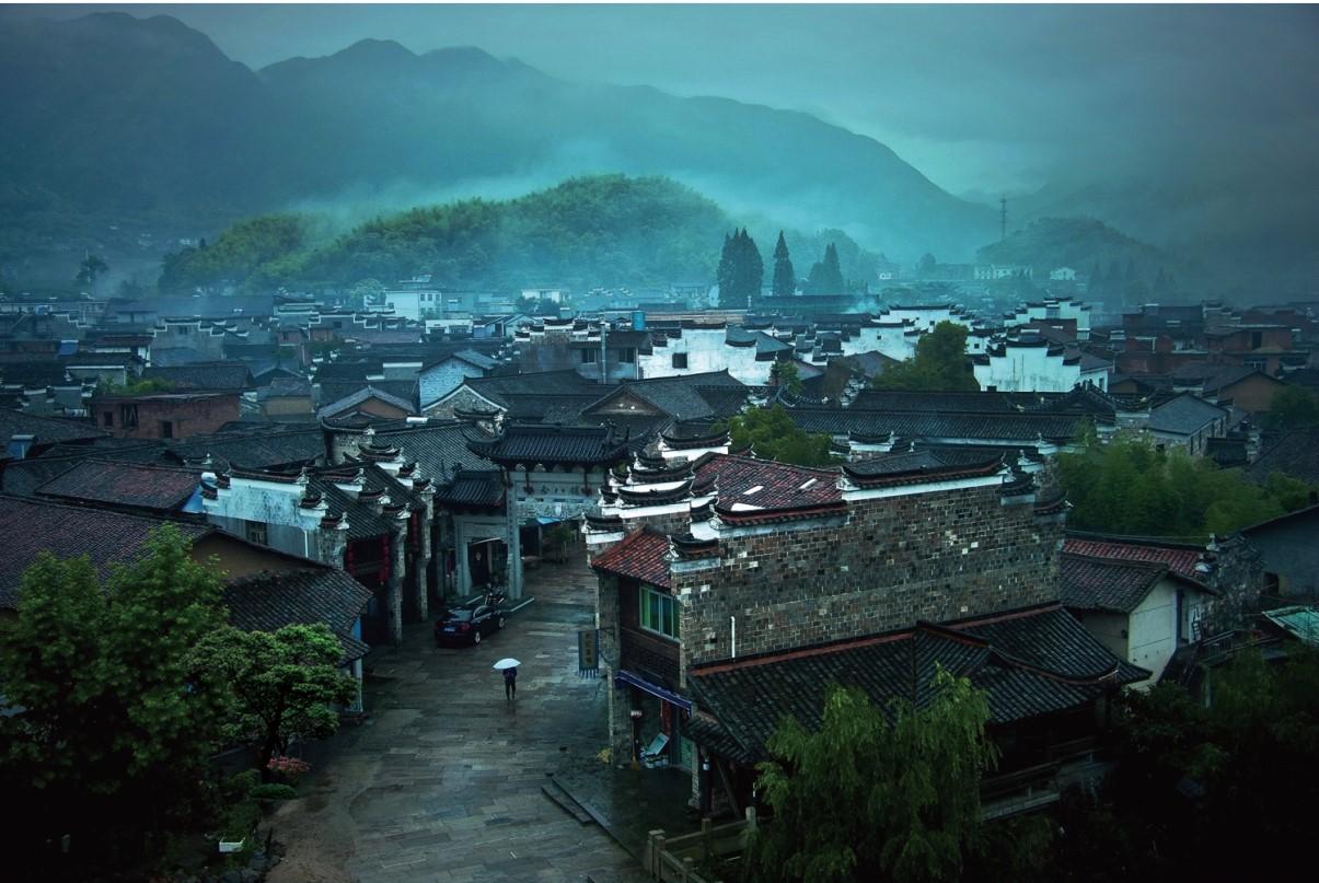 江山市廿八都:推动绿色发展 绘就美丽城镇新画卷