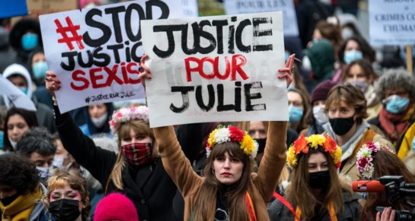 """丑闻!法国""""最可爱的人""""集体强奸13岁少女……"""
