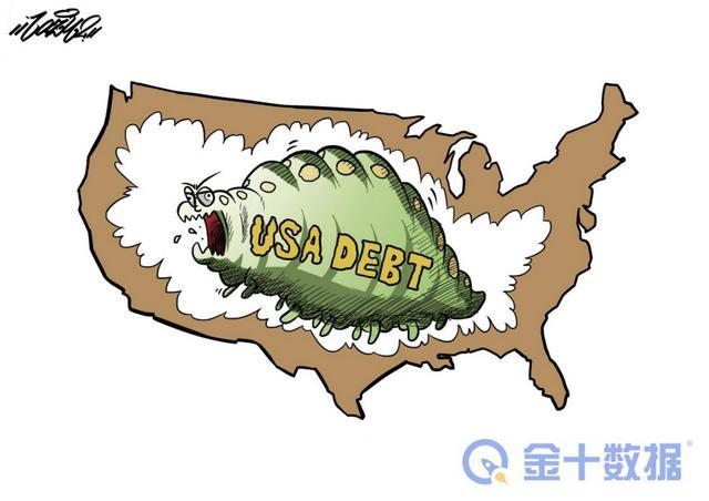 美债危险了?格罗斯做空 达利欧称买美债很愚蠢