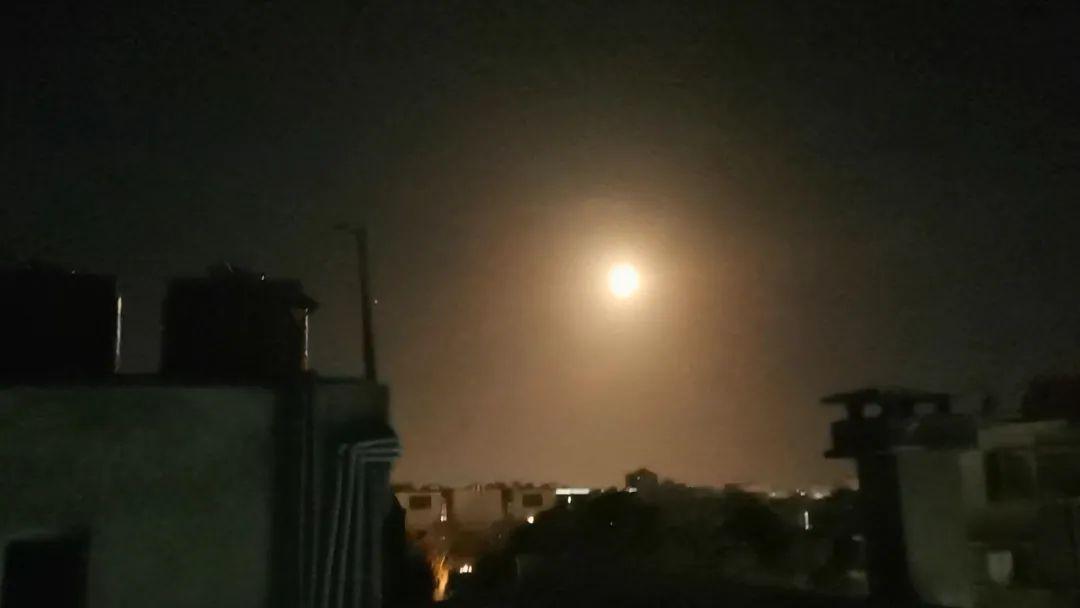 叙利亚危机爆发十周年之际 以色列再次空袭大马士革