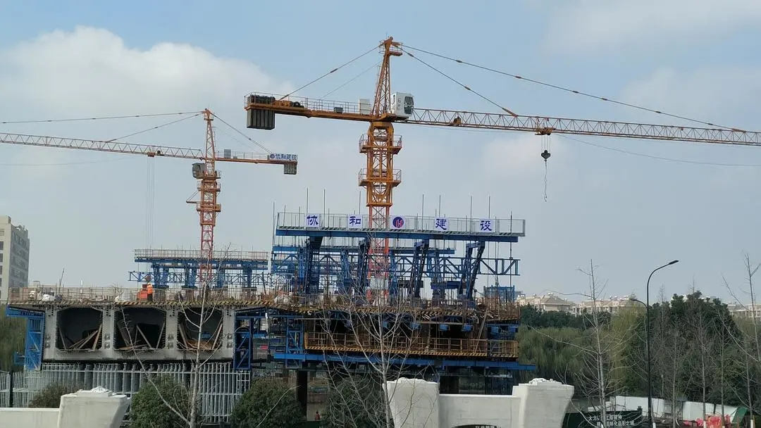 """确保明年5月完工 嘉兴经开开禧大桥建设按下""""快进键"""""""