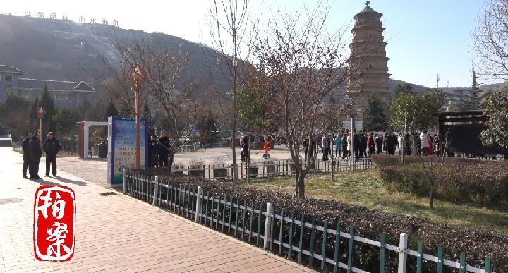 开元寺塔外观 新华社记者熊丰 摄