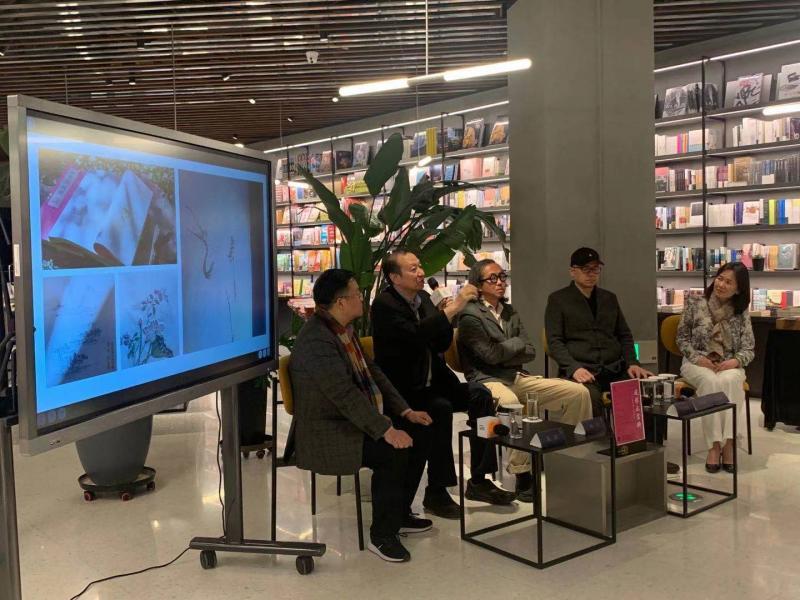 SKP-S举办读书活动 展示风雅传奇《十竹斋笺谱》的智与美