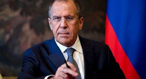 俄罗斯联邦外交部长谢尔盖・维克托罗维奇・拉夫罗夫
