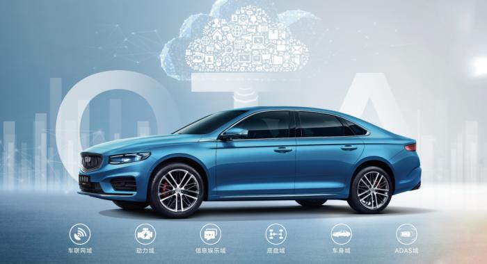 吉利汽车2020年营收921亿元:加大研发科技转型再提速