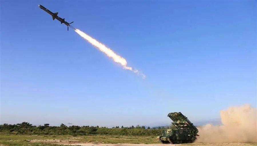 韩媒称朝鲜21日发射两枚巡航导弹 系拜登上任后首次
