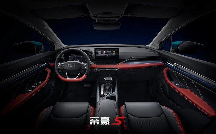吉利汽车公布帝豪S车型官图 新车将在4月28日正式上市