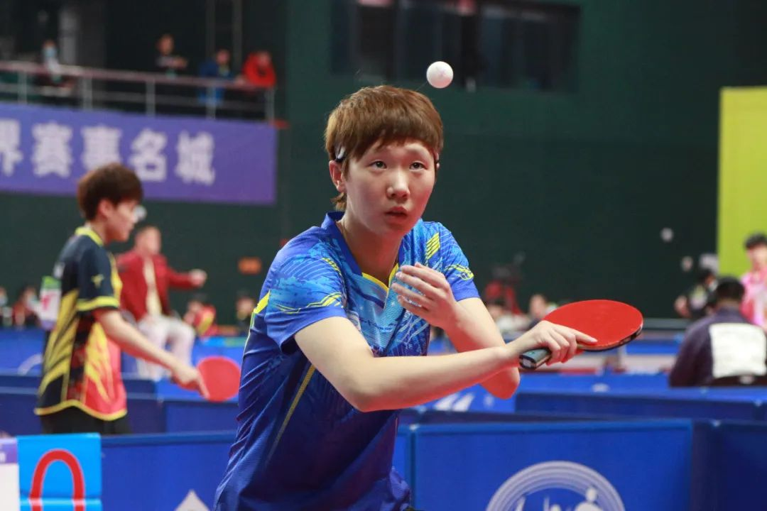 黑龙江女队挺进全运会决赛 王曼昱扮演重要角色