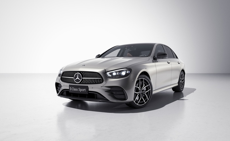配置/动力均升级 奔驰新款进口E级售44.28万元起