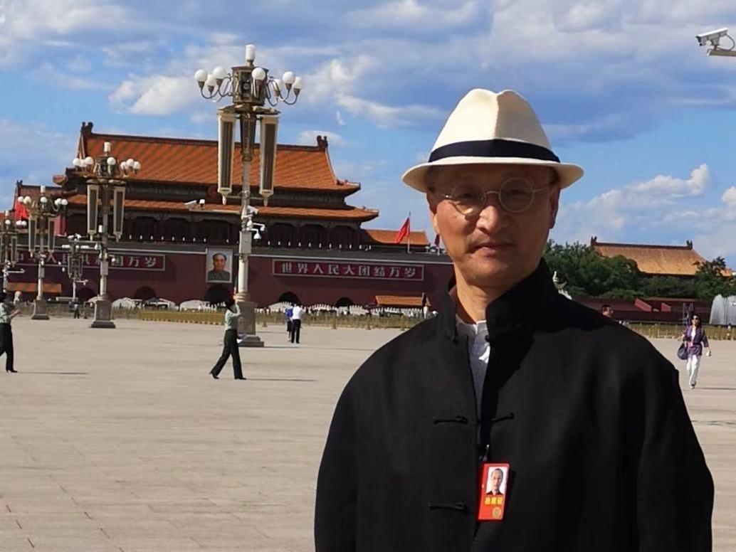 """曾成钢委员:建议将""""上海美专""""旧址改建为中国近现代美术教育博物馆"""