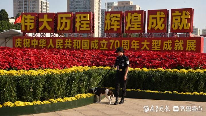 """芳华逐梦丨90后警犬训导员何苗苗:小""""苗""""独秀 不让须眉"""