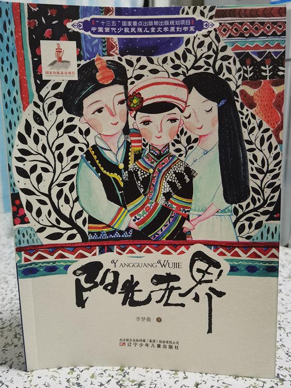 拉祜族作家李梦薇长篇《阳光无界》研讨会在京召开