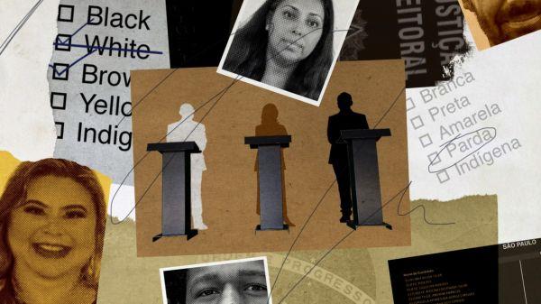 外媒观察:为了选举,巴西人变换种族身份