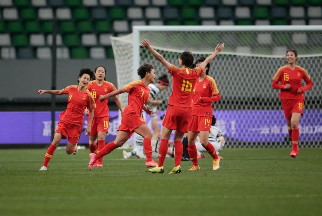 被中国姑娘赢了,韩国的反应……