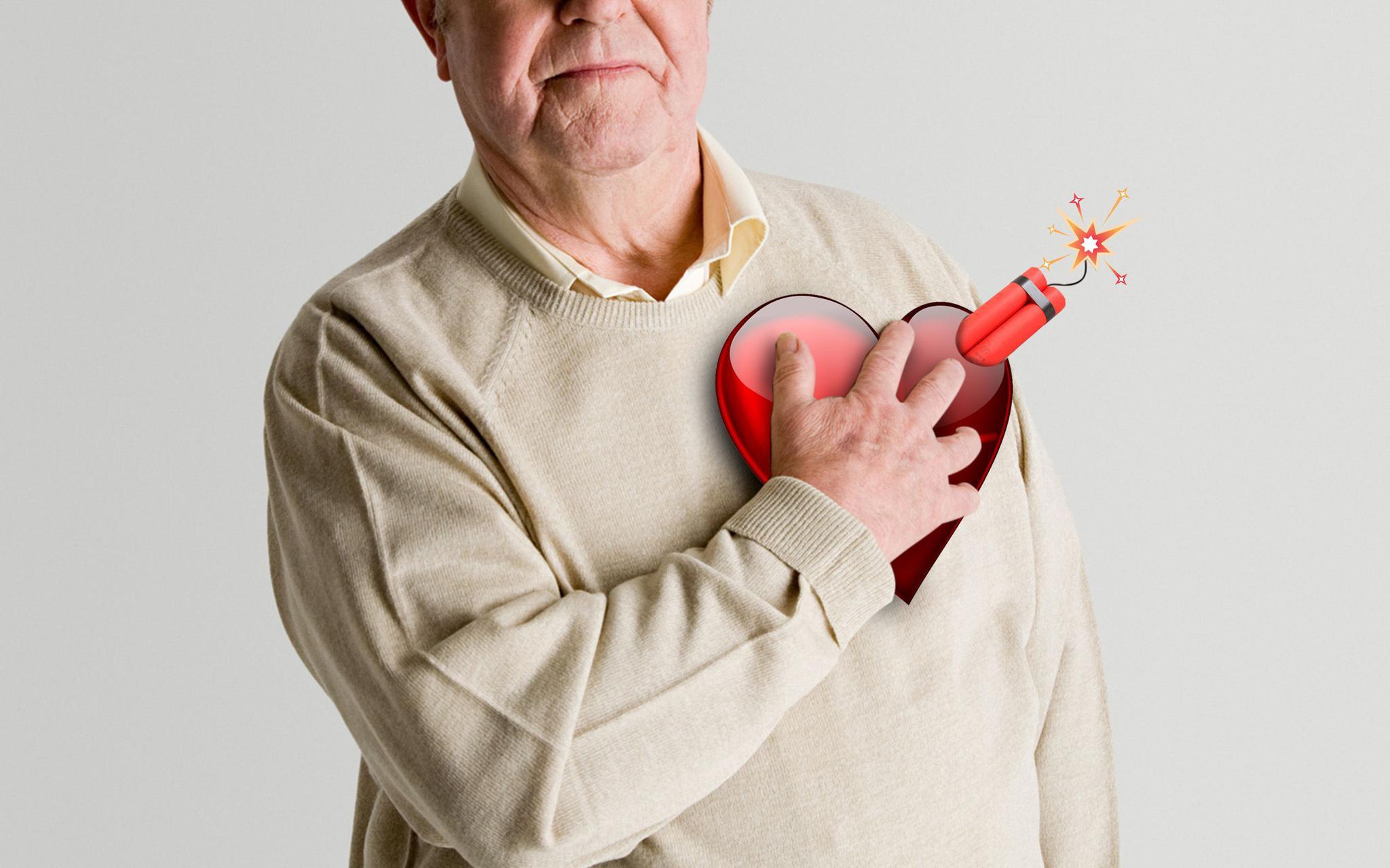 房产公司董事长拒绝住院5天后猝死,心肌缺血到底有多凶险?