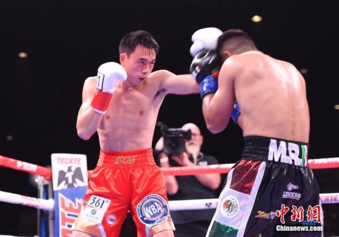 拳王徐灿6月打卫冕战 他能把金腰带带回国吗?