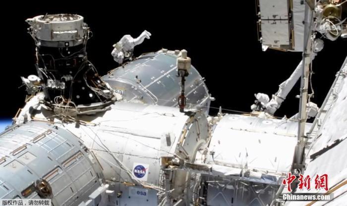 """3名宇航员将返回地球 国际空间站交接""""指挥权"""""""