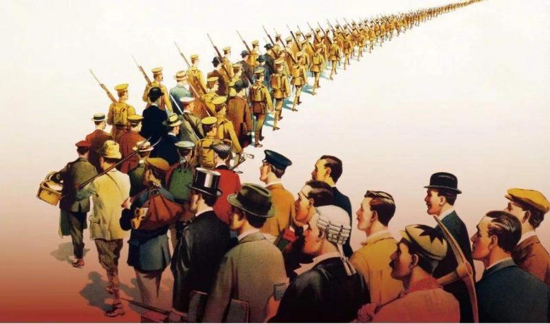 英国史学大家经典著作《第一次世界大战的起源》引进出版