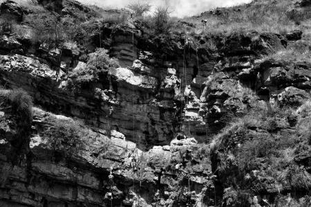 山地洞穴救援训练锻造专业救援尖兵