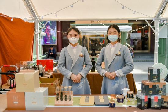 豫园茶文化艺术节,大不同!国茶调饮大赛、揭开茶的健康奥秘高峰论坛,新奇袭来