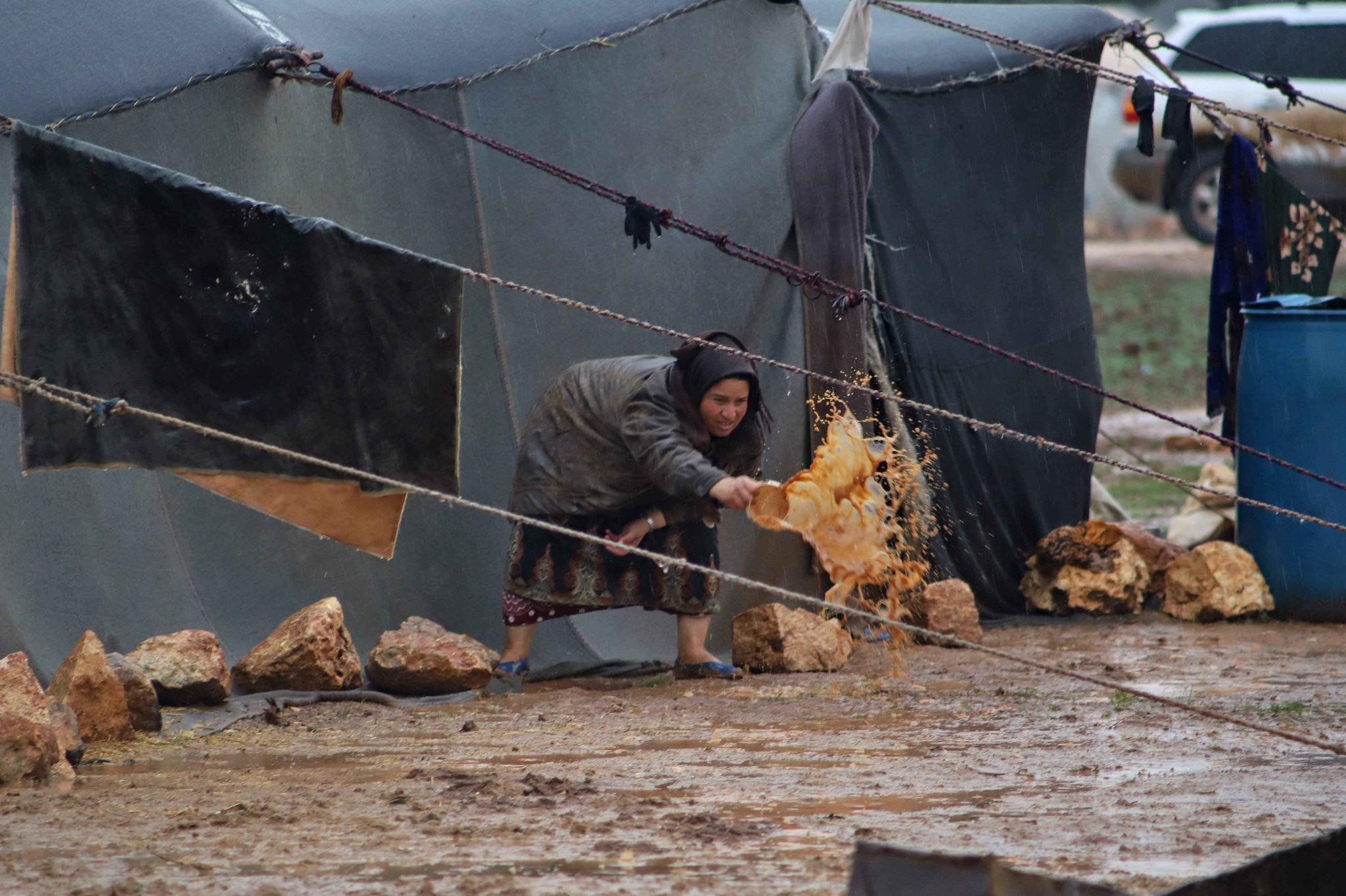 在戰火中度過了11個國慶日 敘利亞何時能見和平曙光
