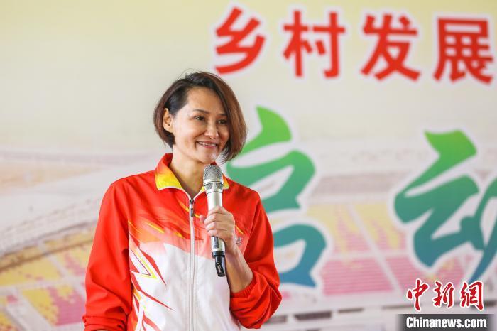 """""""跳水女皇""""高敏畅谈东京奥运会:希望跳水项目分量越来越重"""
