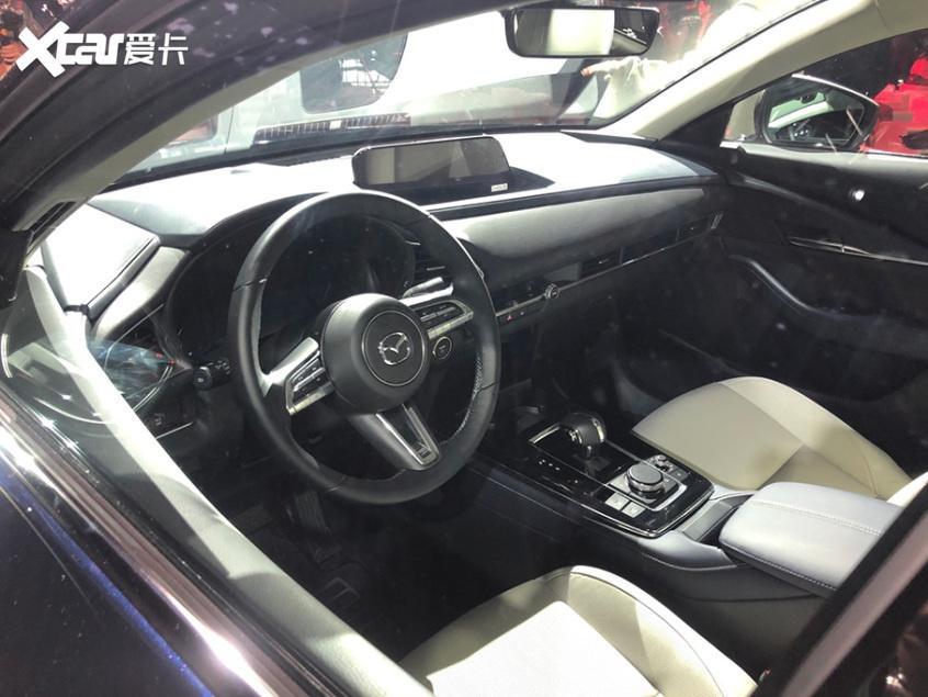 長安マツダ、「CX-30 EV」を上海モーターショー2021で発表。今年後半に発売