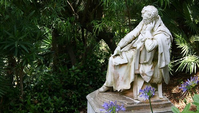 """一场一去不返的壮游之旅,让拜伦成为""""诗台上的拿破仑""""  一诗一会"""