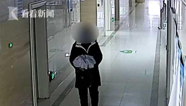视频|为挽回丈夫谎称怀孕 女子医院内偷走龙凤胎女婴