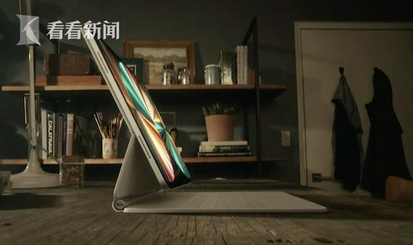 视频|苹果发布会新品亮相 自研芯片多彩iMac成焦点