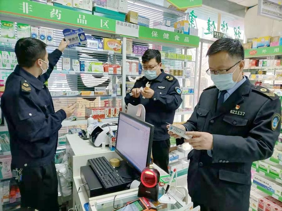 市卫生计生委综合监督执法局开展消毒产品专项监督检查