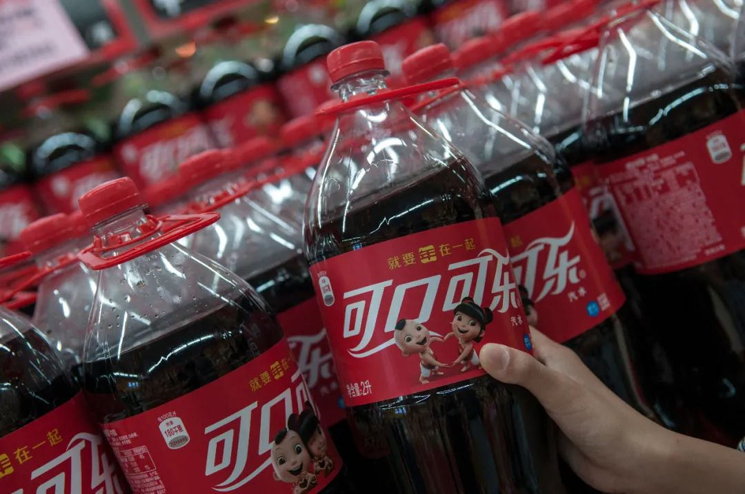 可口可乐中国回应