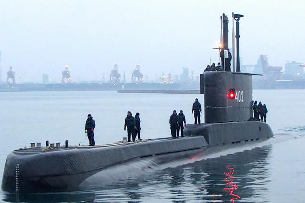 印尼潜艇失联第三天:美国印度等国宣布加入搜救队伍