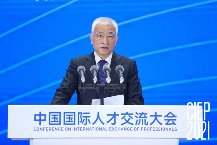 """科技部:中国一直为全球创新创业人才提供""""理想栖息地"""""""