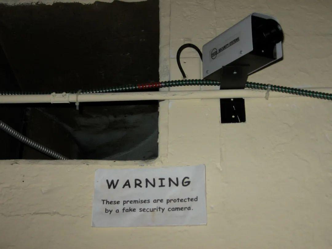 为什么美国人喜欢在家室外安装假监控摄像头呢?(图7)