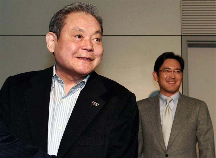 三星电子前会长李健熙遗产继承税额超12万亿韩元,创新高