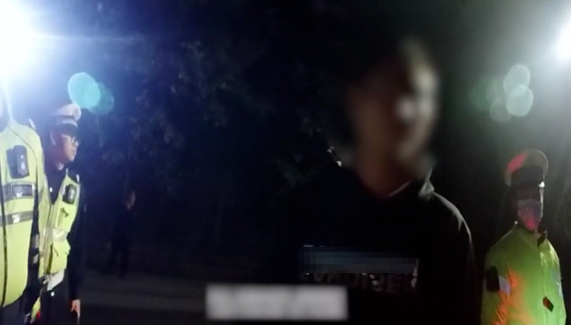 四川自贡男子一年内先后三次酒驾被警方查处